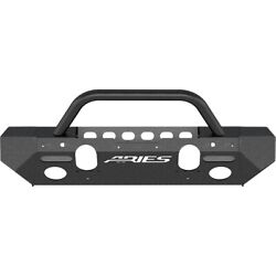 2082092 Aries Bumper Face Bar Front New For Jeep Gladiator Wrangler Jk 2018