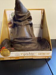 Wizarding World, Talking Sorting Hat With 15 Phrases For Harry Potter