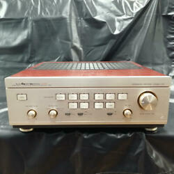 Luxman Pre-main Amplifier L-570 A20115044a Tested Ac100v Vintage  Amplifiers