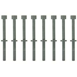 Es72464 Felpro Set Of 8 Cylinder Head Bolts New For Subaru Outback 2001-2004