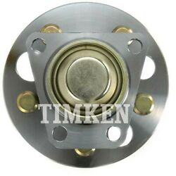 513012 Timken Wheel Hub Rear Driver Or Passenger Side New For Chevy Olds Rh Lh