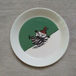 Arabia Little My Discontinued Plate New