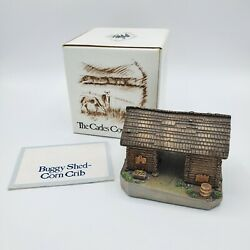 Cades Cove Series - American Heritage Gallery - Buggy Shed Corn Crib- 2945/3500