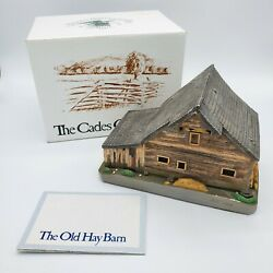 Cades Cove Series National Heritage Gallery The Old Hay Barn And Box 1992