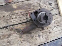Farmall Ih B Bn Tractor Original Working Governor Assembly W/ Cover Mount Case