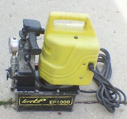 Torcup Ep1000 Hydraulic Torque Wrench Pump