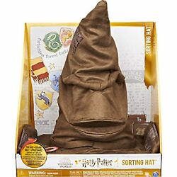 Wizarding World Harry Potter, Talking Sorting Hat With 15 Phrases For Pretend