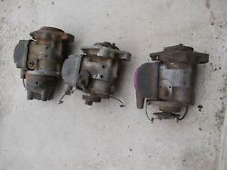 Farmall Ih Tractor 3 Different Magneto Assemblies For Parts Ih Engine