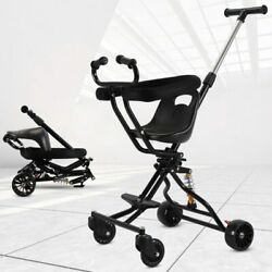 Baby Stroller Tool Portable Foldable Around The Silicon Baby Out Four-wheel