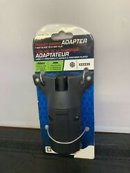 Tow Smart Trailer Wiring 7-way Blade To 5-way Flat Adapter Durable Impact