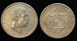 Hawaii 1883 Dollar Rare Nice Ch Au Nice Original And Better Than Most.andnbsp