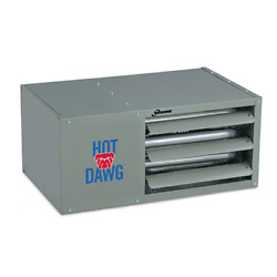 Modine Hot Dawg Hds - 45000 Btu - Unit Heater - Ng - 80 Thermal Efficiency ...