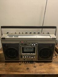 Pioneer Sk-31 Boombox Project