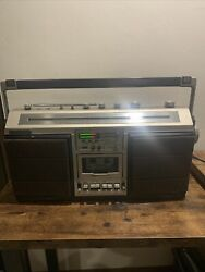 Pioneer Sk-71 Boombox Project