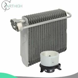 A/c Blower Motor And Evaporator Core For 2003-2004 Gmc Sierra 2500 Kit Replacement