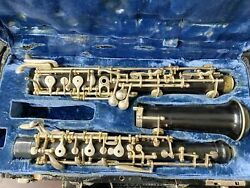 Lucerne Pre-owned Oboe Sn531   Corks And Pads Look Good