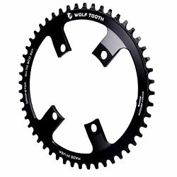 Wolf Tooth Components Drop-stop Chainring 50 X 110 Shimano Asymmetric