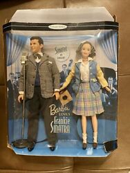 Barbie Loves Frank Frankie Sinatra Doll 1999 Collector Edition New Box As Is