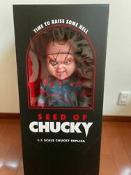 Seed Of Chucky Life Size 1/1 Scale Pvc Figure Child Play Replica From Japan
