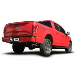 140618 Borla Exhaust System New For F150 Truck Ford F-150 2015-2020