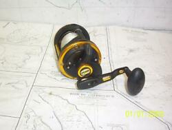 Boaters' Resale Shop Of Tx 2104 2777.01 Penn 60ld Squall Lever Drag Fishing Reel