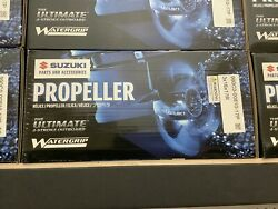Suzuki Outboard Boat Propeller 3x16x17rstainless Prop 1848 990c0-00810-17p