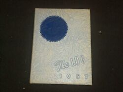 1957 Freehold Regional High School Yearbook - Freehold, New Jersey - Yb 2266