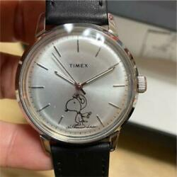 Timex Marlin Self-winding Snoopy Flying Ace Mechanical Movement Unused958/kn