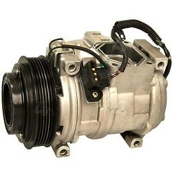 58336 4-seasons Four-seasons A/c Compressor New For Mercedes E Class With Clutch