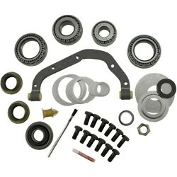 Yk F10.5-d Yukon Gear And Axle Differential Installation Kit Rear New For E250 Van