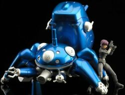 Good Smile Company Ghost In The Shell S.a.c. Alloy Tachikoma Action Figure Blue