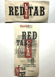 Leviand039s Red Tab Vintage Denim Banner Tapestry Size 83x41cm