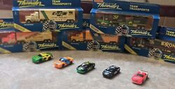 Tyco Days Of Thunder Slot Cars And Haulers Bundle.excelent Condition.