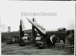 Press Photo Press Public Visits Chinese Nike-hercules Guided Missile Site