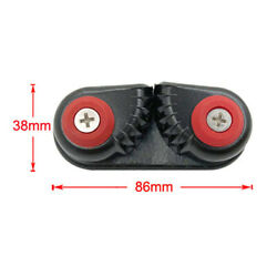 Quick Entry Boats Kayak Composite Ball Bearing Cam Cleat Sailing Assembly