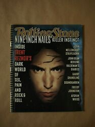 Rolling Stone Magazine, Issue 690, September 1994, Nine Inch Nails Cover, Jann S