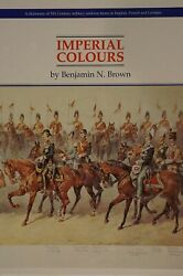 British French German Imperial Colours Xix Century Uniform Terms Reference Book