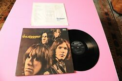 Stooges Lp Orig Italy 1969 With Insert Lyrics Ed Inner Vedette With Lyric Inse