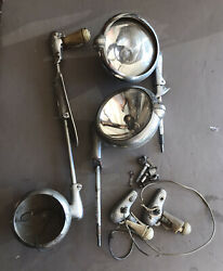 Vintage Automotive Car Truck Spotlights Unity Mfg. Co Ford Unity Made In Usa