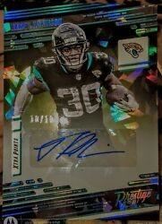 Nfl Rc James Robinson Rb  The Best Rookie In The Nfl Just Awsome 10/10