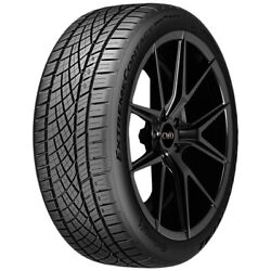 4-225/50zr16 Continental Extreme Contact Dws06 Plus 92w Tires