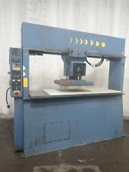 Gth 2055-30 2055-30 Traveling Head Press 60and039 Travel 26 X 79and039 Table 052005