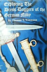 Ww2 Germany Exploring The Dress Daggers Of The German Navy Reference Book