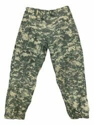 Us Army Acu Gortex Pants Trousers Gen 3 New Small Short