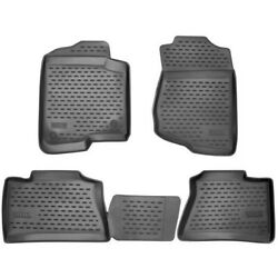 74-12-51031 Westin Floor Mats Front New Black For F150 Truck Ford F-150 15-20