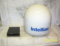 Boatersandrsquo Resale Shop Of Tx 2107 0725.01 Intellian I3 Antena And Control Unit Only