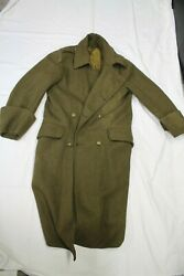 Ww1 Canadian Cef Other Ranks Greatcoat Jacket Named 3rd Btn