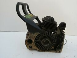 Vintage Stihl Ms440 Ms 440 Powerhead For Parts Or Project
