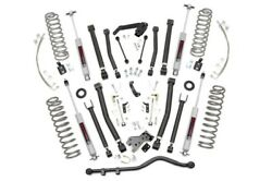 Rough Country 6 X-series Lift Kit W/shock 4 For Wrangler Unlimited Jku 07-18