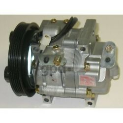 7511506 Gpd A/c Ac Compressor New With Clutch For Mazda 626 Ford Probe Mx-6 Mx-3
